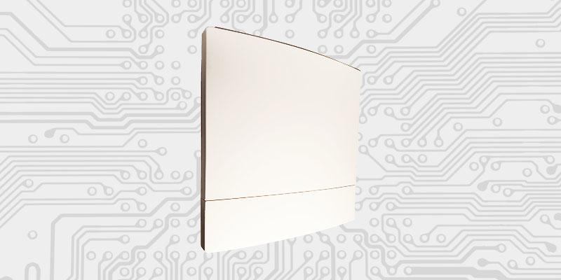 Modem radio RS-485 configurabile